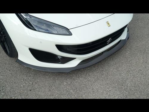 NOVITEC Ferrari Portofino - Front Lip Spoiler - Torrent Motorworks