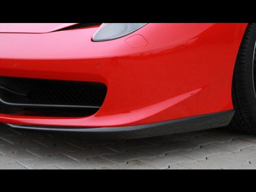 NOVITEC Ferrari 458 Italia - Front Spoiler Lip - Torrent Motorworks