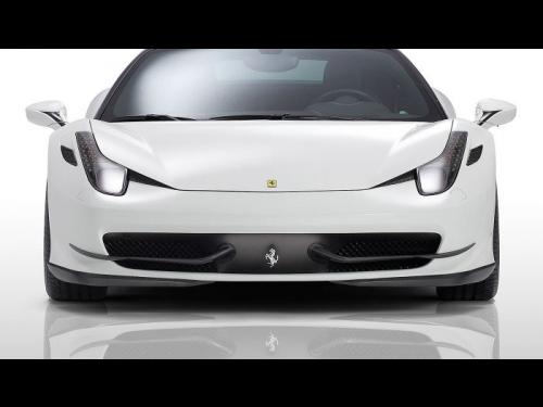 NOVITEC Ferrari 458 Italia - Front Flaps - Torrent Motorworks