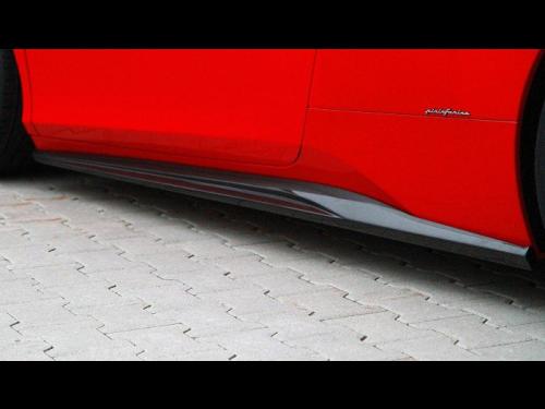 NOVITEC Ferrari 458 Italia - Side Panels - Torrent Motorworks