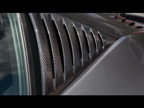 NOVITEC Ferrari 458 Italia - Air Intake Louvers - Torrent Motorworks