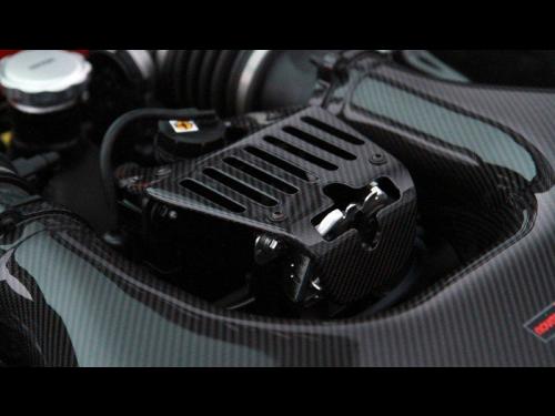 NOVITEC Ferrari 458 Italia - Water Reservoir Cover - Torrent Motorworks