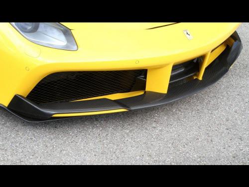 NOVITEC Ferrari 488 GTB - Front Lip Spoiler - Torrent Motorworks