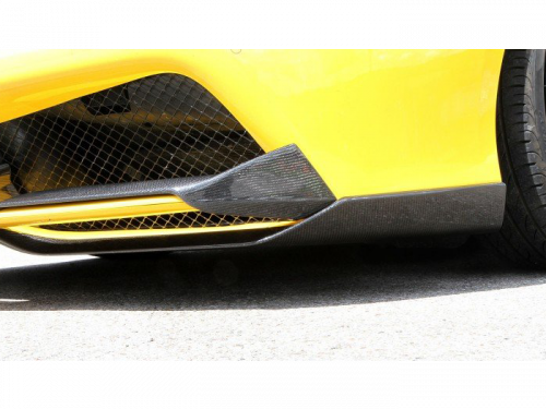 NOVITEC Ferrari 488 GTB - Front Flaps - Torrent Motorworks