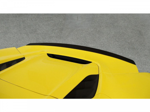NOVITEC Ferrari 488 GTB - Rear Lip Spoiler - Torrent Motorworks