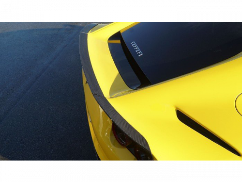 NOVITEC Ferrari 812 Superfast - Rear Lip Spoiler - Torrent Motorworks
