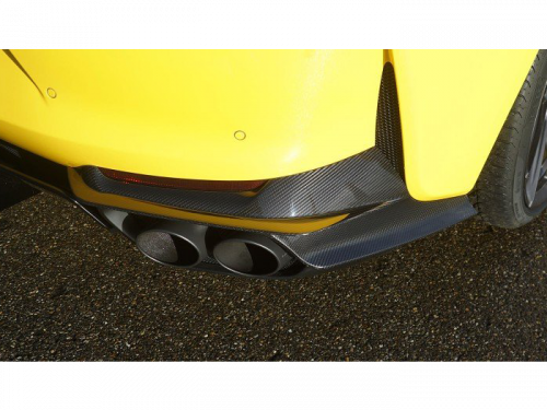 NOVITEC Ferrari 812 Superfast - Rear Bumper Attachment - Torrent Motorworks