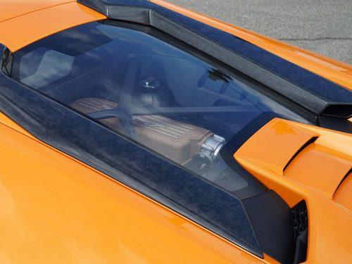 NOVITEC carbon fiber roof air scoops - Huracan Performante - L6 222 65