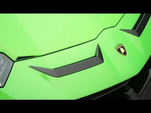 NOVITEC Aventador SVJ carbon fiber front flaps - L6 111 91