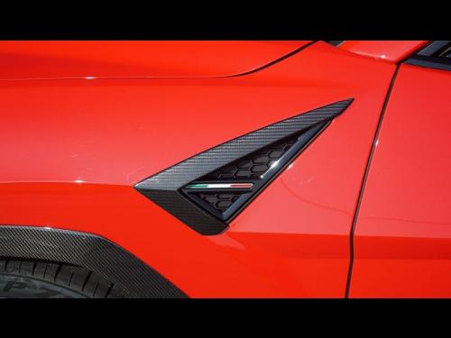 NOVITEC carbon fiber fender attachment - L6 333 54