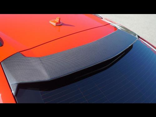 NOVITEC Urus carbon fiber roof spoiler - cover - L6 333 74