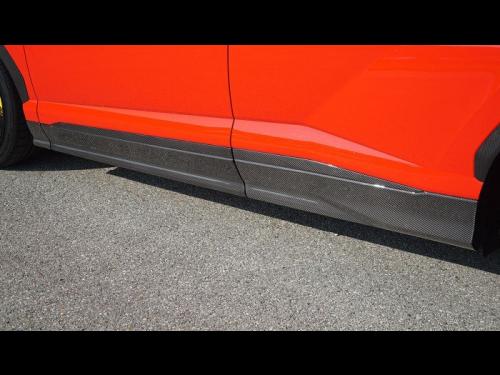 NOVITEC Urus carbon fiber side panels - L6 333 75