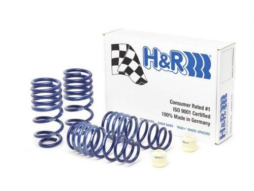 H&R sport springs | Porsche 991