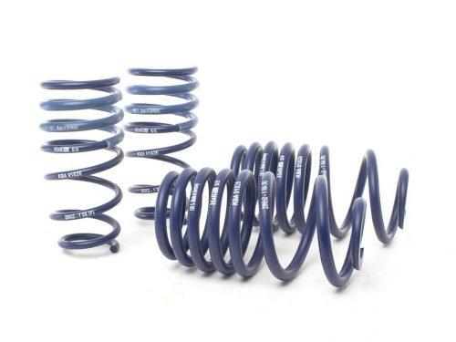 H&R Sport Lowering Springs | 992 Carrera | Torrent Motorworks