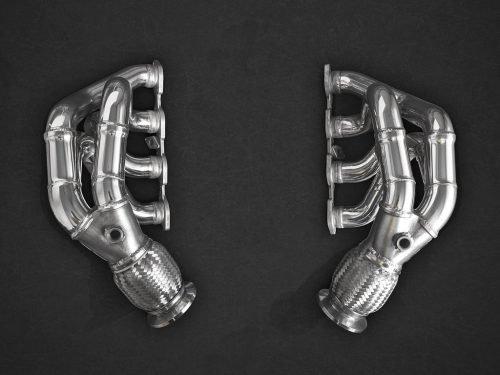 Capristo Ferrari 458 headers | Torrent Motorworks