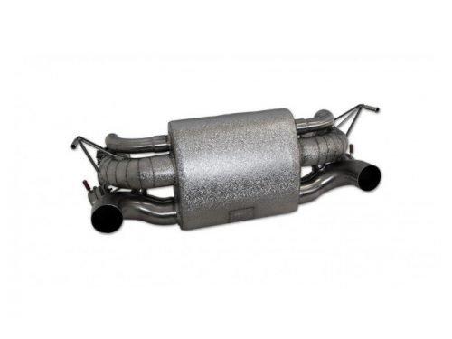 NOVITEC Exhaust with Flap Regulation | Ferrari F8 Tributo | Torrent Motorworks