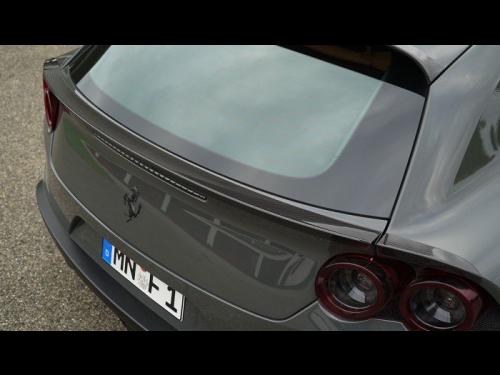 NOVITEC Ferrari GTC4 Lusso | Carbon Fiber Rear Spoiler | Torrent Motorworks