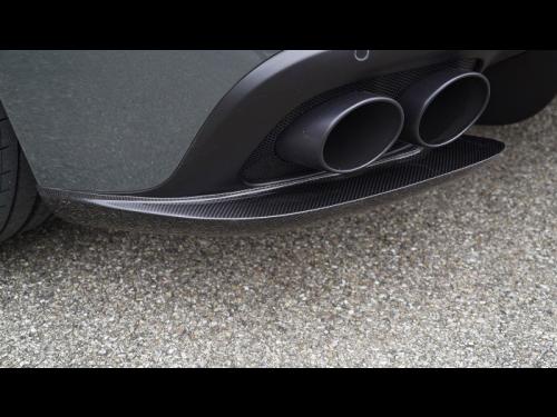 NOVITEC Ferrari GTC4 Lusso | Carbon Fiber Diffuser Add-On | Torrent Motorworks