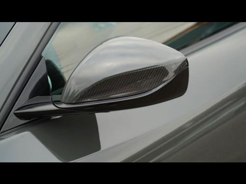 NOVITEC Ferrari GTC4 Lusso | Carbon Fiber Mirror Covers | Torrent Motorworks
