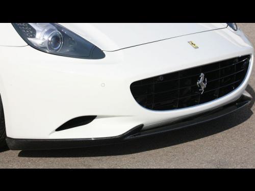 NOVITEC Ferrari California front spoiler | Torrent Motorworks