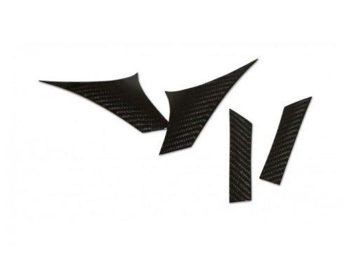 NOVITEC Ferrari California carbon fiber mirror inserts | Torrent Motorworks