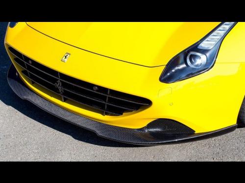 NOVITEC Ferrari California T carbon fiber front spoiler | Torrent Motorworks