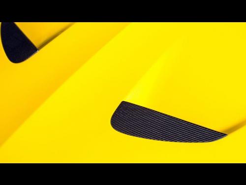 NOVITEC Ferrari California T carbon fiber hood inserts | Torrent Motorworks