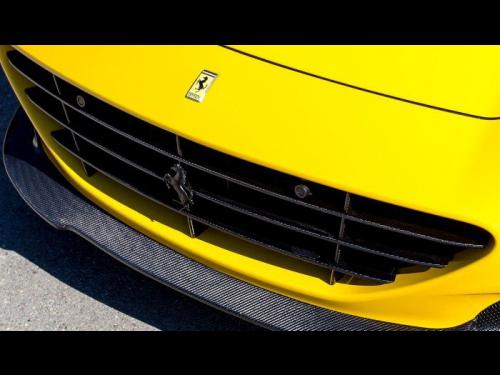 NOVITEC Ferrari California T carbon fiber front grill | Torrent Motorworks