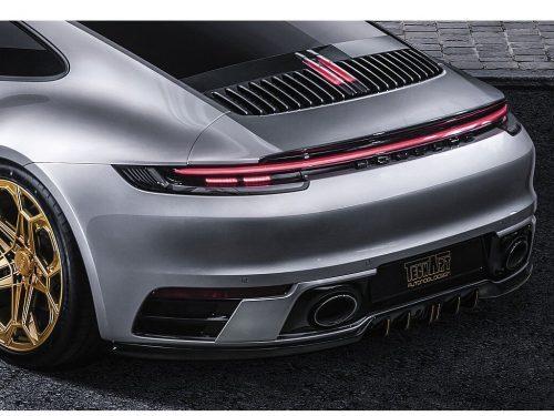 TECHART Rear Spoiler | 992 Carrera | Torrent Motorworks