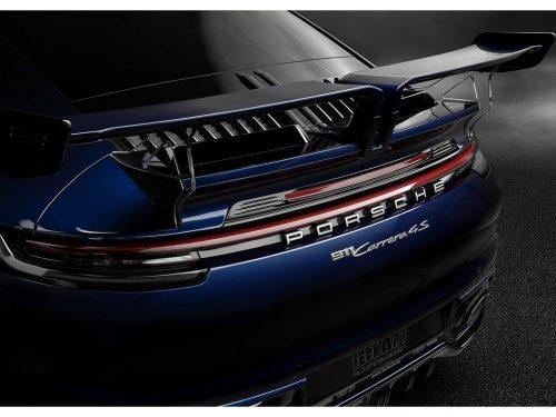 TECHART Rear Wing | 992 Carrera | Torrent Motorworks