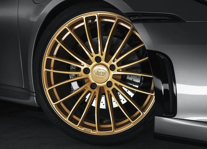 TECHART Formula V Porsche 992 wheels | Torrent Motorworks