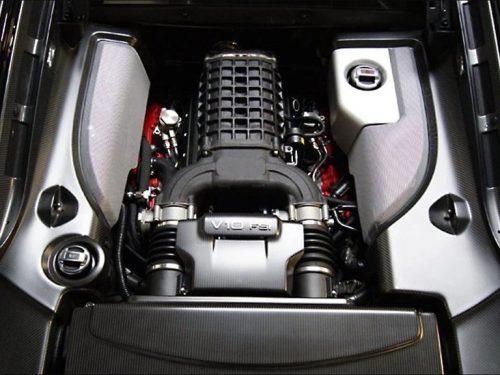 Audi R8 V10 Gen 1 Supercharger System in New York VF Engineering | Torrent Motorworks