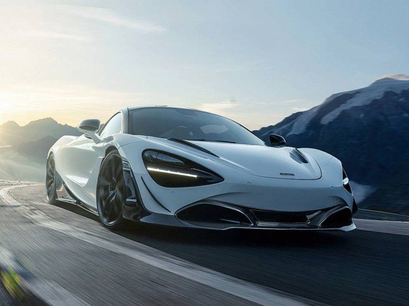 McLaren 720S performance and service in New York