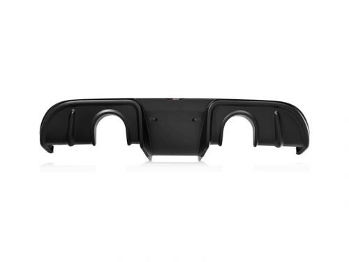 718 GT4 Akrapovic carbon fiber diffuser | Torrent Motorworks