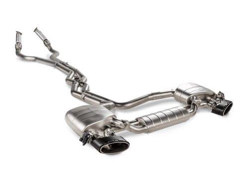 Akrapovic Evolution Line exhaust Audi RS 6 Avant | S-AU/TI/15H | Torrent Motorworks