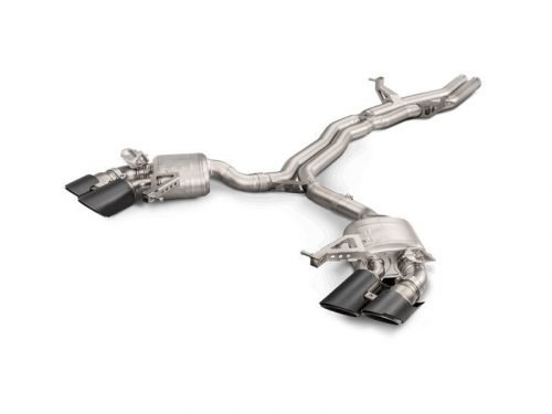 Akrapovic Evolution Line Exhuast | '15-'18 Porsche Macan S/GTS/Turbo | Torrent Motorworks