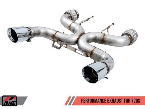AWE Tuning McLaren 720S performance exhaust | Torrent Motorworks