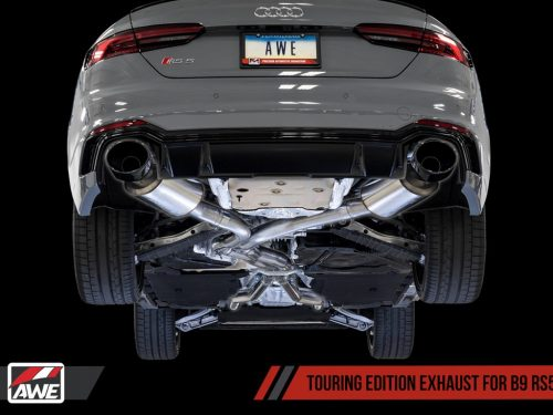 AWE Audi RS 5 Coupe B9 exhaust | Torrent Motorworks