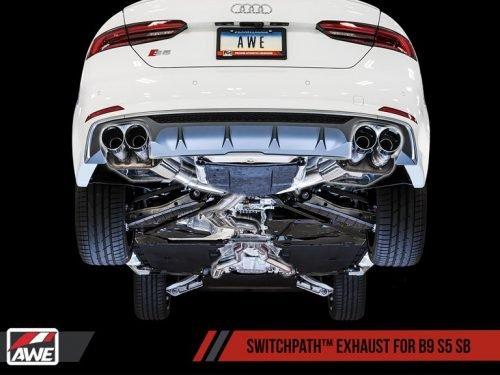 AWE SwitchPath Audi S5 Sportback B9 | Torrent Motorworks
