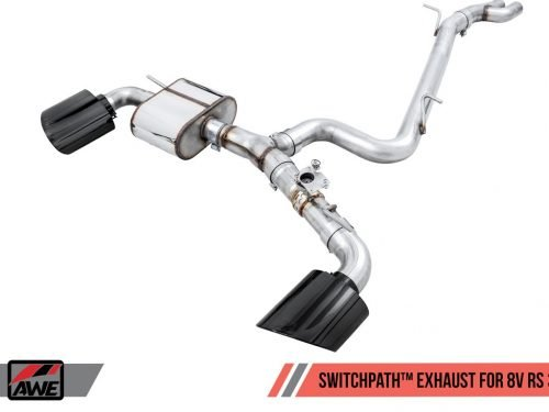 AWE SwitchPath exhaust Audi RS 3 8V | Torrent Motorworks