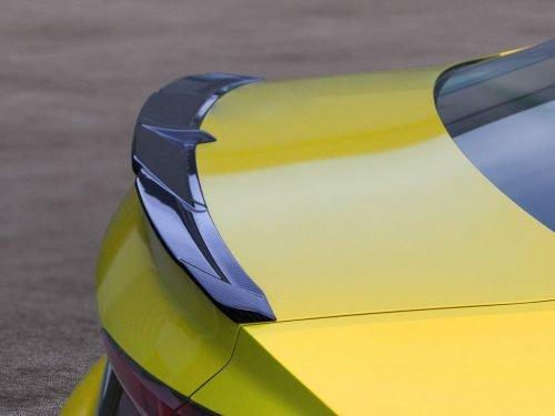Capristo carbon fiber decklid spoiler Audi RS 5/S5 (F5) | Torrent Motorworks