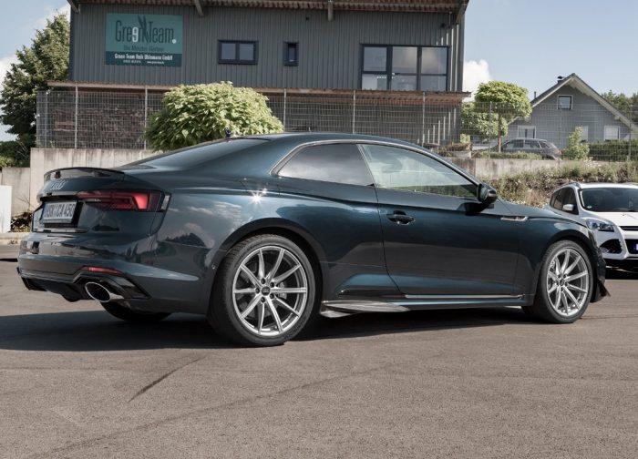 Capristo Audi RS 5 F5 carbon fiber side fins | Torrent Motorworks
