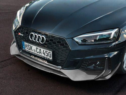 Capristo Audi RS 5 carbon fiber front spoiler | Torrent Motorworks
