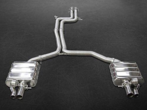 Capristo Valved Exhaust | Audi RS 7 (C7) | Torrent Motorworks