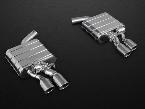 Capristo Valved Exhaust Audi S7 2012-2018 | Torrent Motorworks