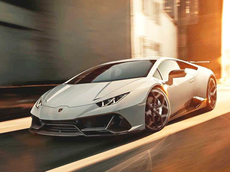 Lamborghini Huracan EVO Performance in New York | Torrent Motorworks