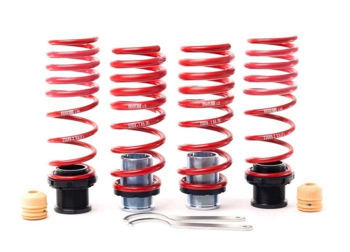 H&R Springs VTF Adjustable Lowering Springs 23009-2 | Torrent Motorworks