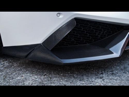 Novitec Huracan carbon fiber front spoiler lip L6 222 21 | Torrent Motorworks