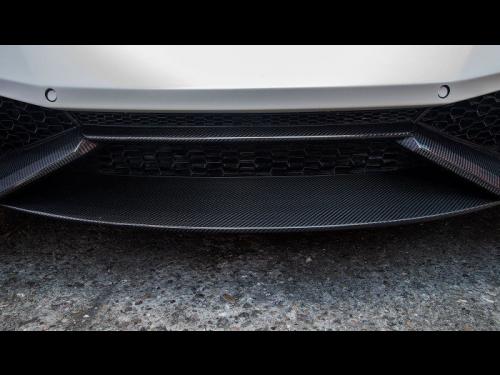Novitec Huracan carbon fiber front bumper strut L6 222 22 | Torrent Motorworks