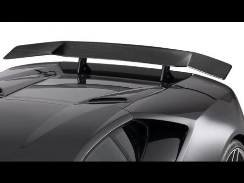 Novitec Huracan carbon fiber rear wing L6 222 27 | Torrent Motorworks